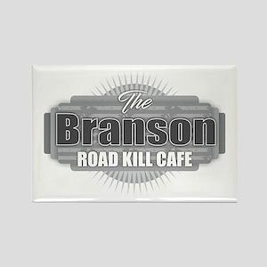 Branson Road Kill Cafe Magnets