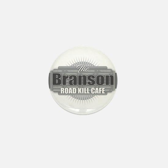 Branson Road Kill Cafe Mini Button