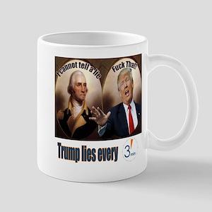Lying Trump Mugs