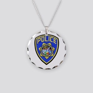 Compton School Police Necklace