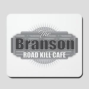 Branson Road Kill Cafe Mousepad