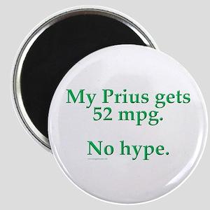 Prius 52 MPG Magnet