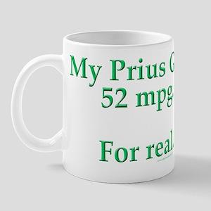 Prius 52 MPG Mug