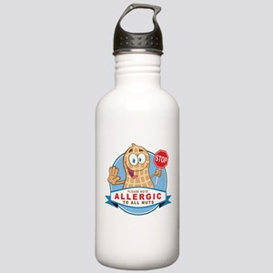 Allergic All Nuts Stainless Water Bottle 1.0L