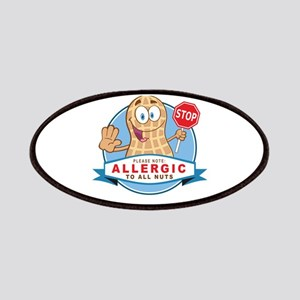 Allergic All Nuts Patch
