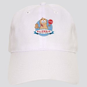Allergic All Nuts Cap