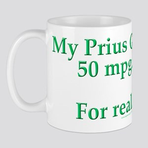 Prius 50 MPG Mug