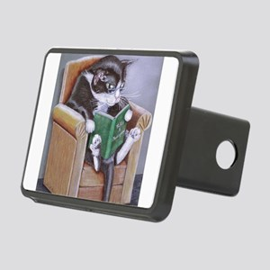 Reading Cat Hitch Cover