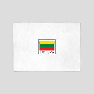 Lietuva 5'x7'Area Rug