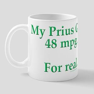 Prius 48 MPG Mug