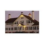 West Dennis Lighthouse Massachusetts Magnets