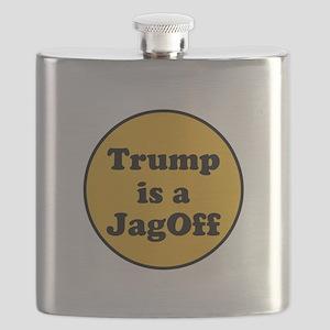 Trump is a jagoff Flask