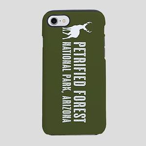 Deer: Petrified Forest, Ariz iPhone 8/7 Tough Case