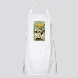 Redeemer Roses Light Apron
