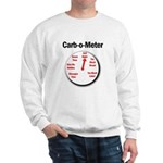 Diabetes Carb-o-Meter Sweatshirt