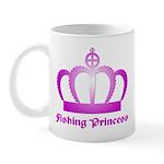 Fishing Princess - 3 Mug