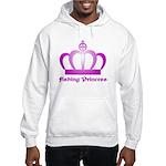 Fishing Princess - 3 Hooded Sweatshirt