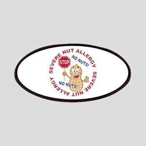 Severe Nut Allergy Patch