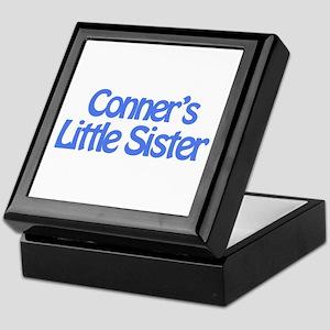 Conner's Little Sister Keepsake Box