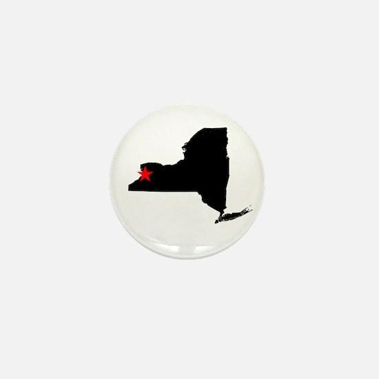 You are HERE Mini Button