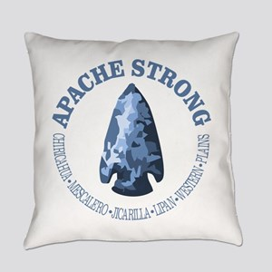 Apache Strong Everyday Pillow