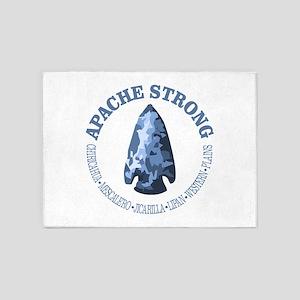 Apache Strong 5'x7'Area Rug