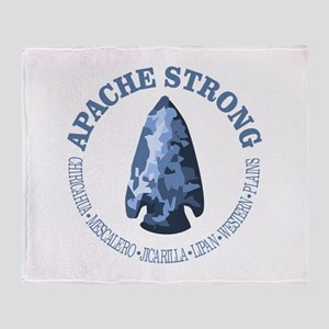 Apache Strong Throw Blanket