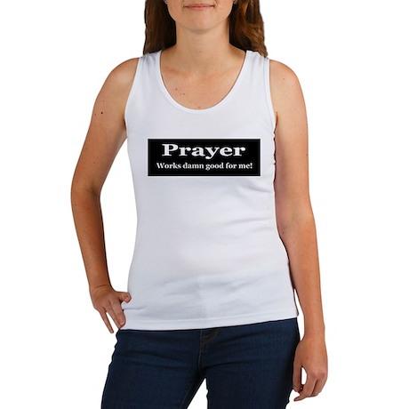 Prayer Works Women's Tank Top