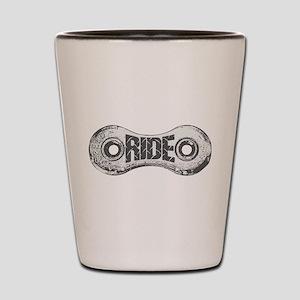 Ride Shot Glass
