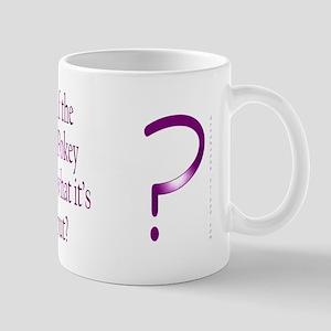 No, seriously Mug