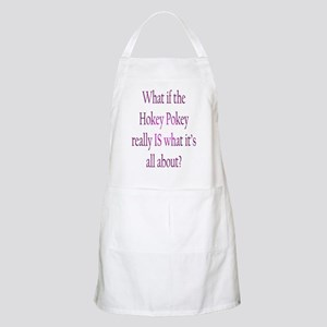 No, seriously BBQ Apron
