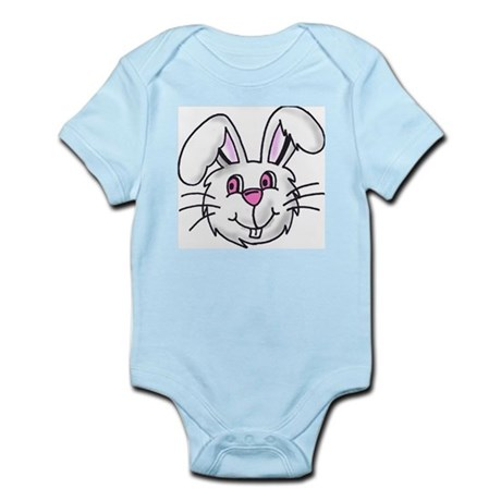 BUNNY FACE Infant Creeper