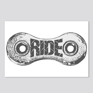Ride Postcards (Package of 8)