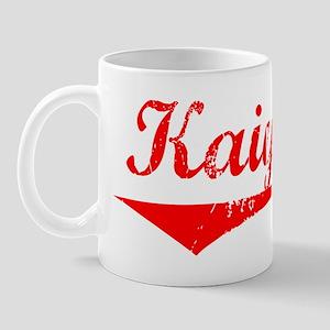 Kaiya Vintage (Red) Mug