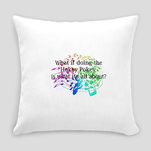 Hokey Pokey Everyday Pillow