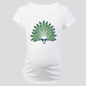 Peacockbackcp Maternity T-Shirt