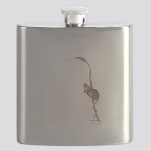 Curly Coated Retriever Agility Flask