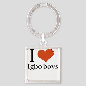 I love Igbo boys Keychains