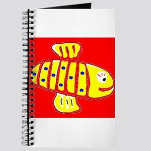 Red Hilo Bee 4Halley Journal