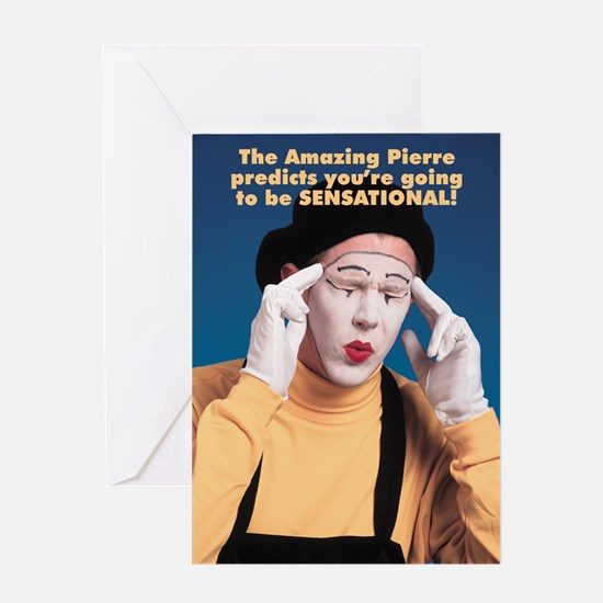 Amazing Pierre Card