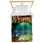 Island Whispers Twin Duvet Cover