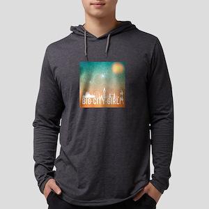 Big City Gir Long Sleeve T-Shirt