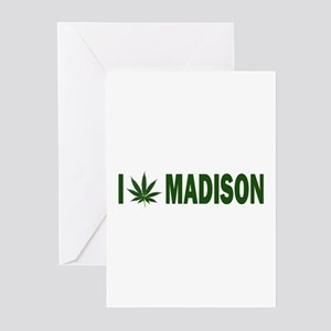 I Pot Madison Greeting Cards (Pk of 10)