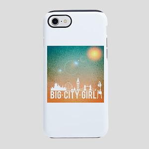 Big City Girl iPhone 8/7 Tough Case