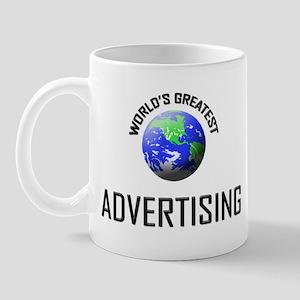World's Greatest ADVERTISING Mug