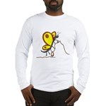 Alpine Butterfly Long Sleeve T-Shirt