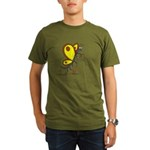 Alpine Butterfly Organic Men's T-Shirt (dark)