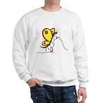 Alpine Butterfly Sweatshirt