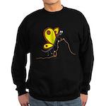 Alpine Butterfly Sweatshirt (dark)