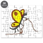 Alpine Butterfly Puzzle